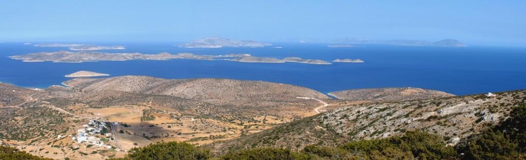 Griechenland, Meltemi, Iraklia