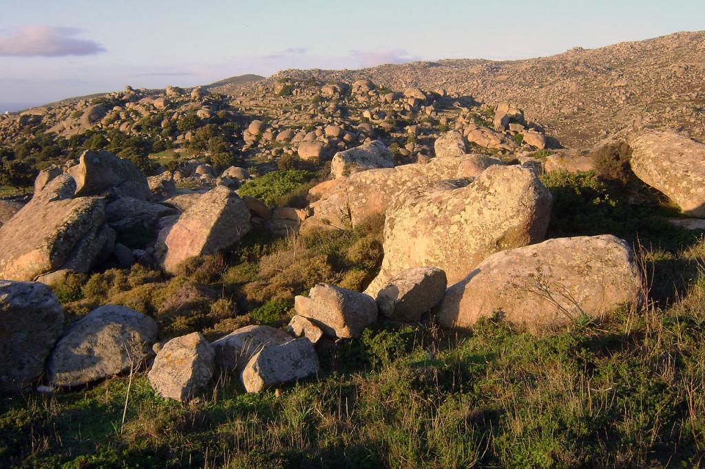 Die Volax Stätte (aus en.wikipedia.org)