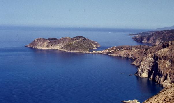 Assos, kefalonia, Griechenland
