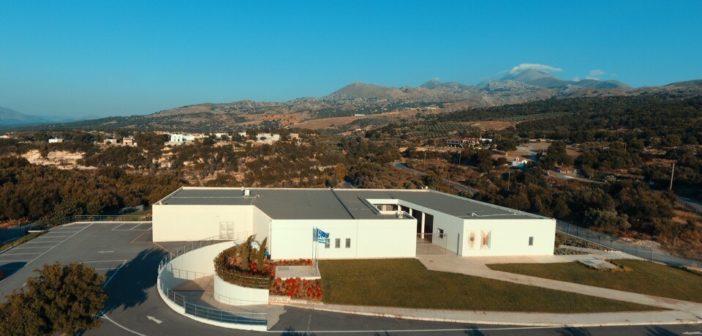 """Museum der archäologischen Stätte von Eleftherna – Homer auf Kreta"""""""