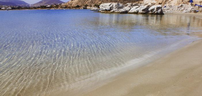 35 wunderschöne Strände von Paros