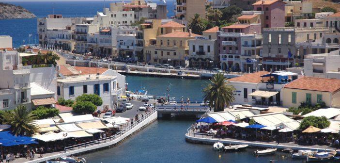 Agios Nikolaos: Rund um den Ruinen der antiken Lato gibt es eine Menge Kultur