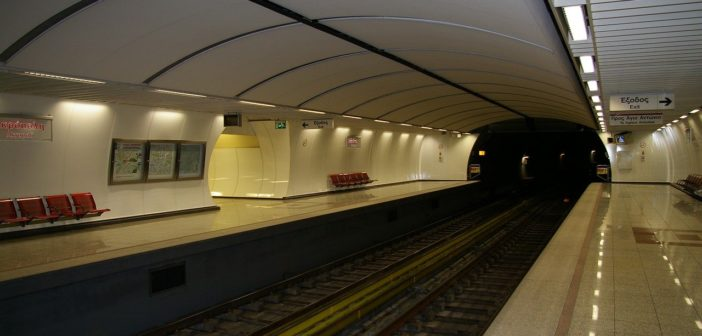 Am Dienstag eröffnen neue U-Bahn-Stationen in Athen