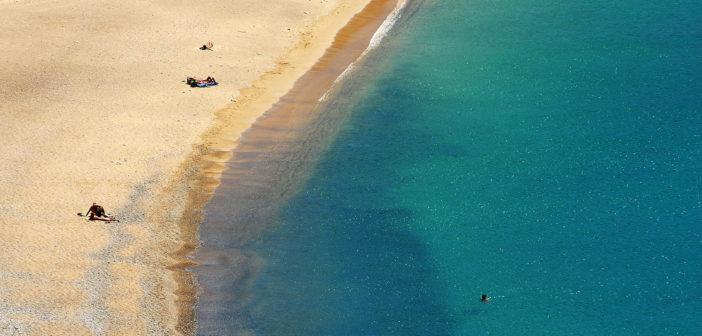 Schwimmen und Wandern auf Serifos!