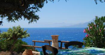 Kalamaki: Strand, Meer und Sonnenschein