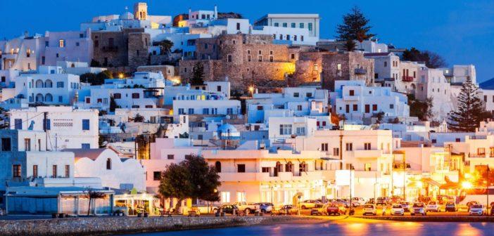 Naxos: Eine Tour durch das Schloss in die Altstadt