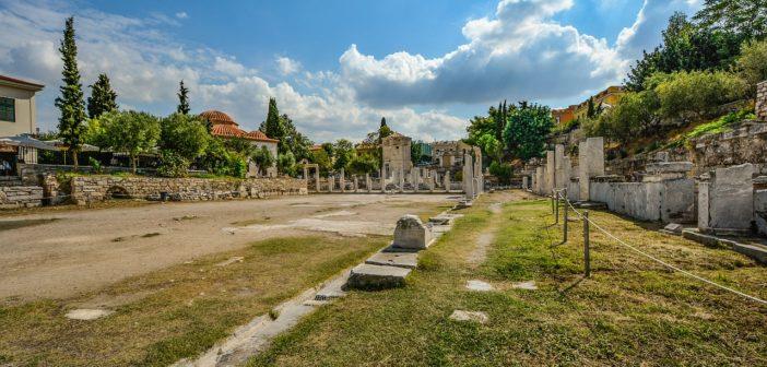 Athen: Ein großer archäologischer Spaziergang!